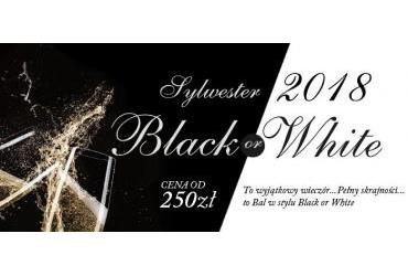 Sylwester 2018 Black or White - My Warsaw Residence