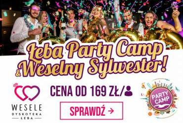 Łeba Party Camp & Weselny Sylwester